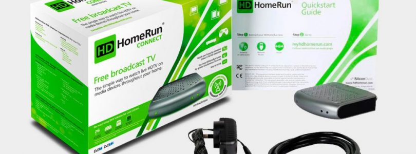 SiliconDust HDHomeRun Connect