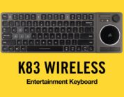 CORSAIR K83 Wireless Entertainment Keyboard Análisis