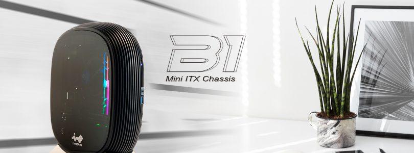 InWin chasis PC B1 Mini-ITX