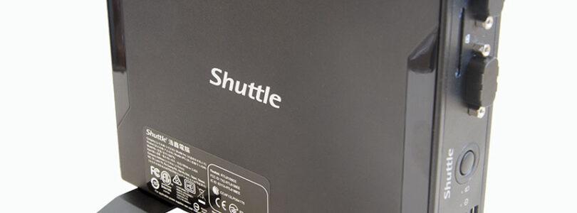 Shuttle DS77U Análisis