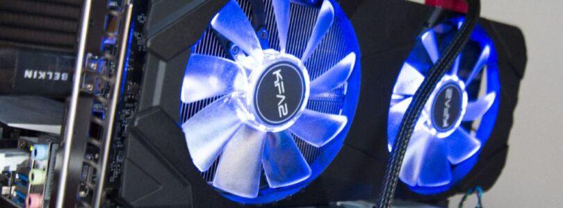 KFA2 GeForce® RTX 2070 EX (1-Click OC) Análisis