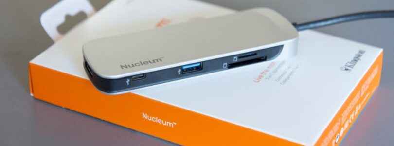 Kingston Nucleum Análisis