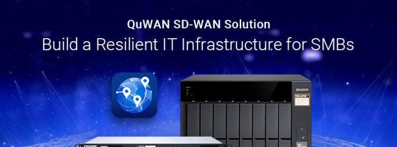 NP: QNAP presenta la solución QuWAN de SD-WAN