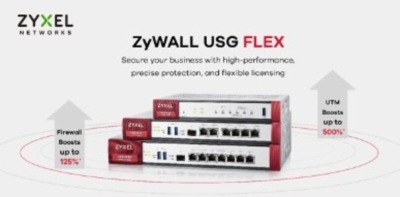 NP: Zyxel lanza su nueva gama de firewalls