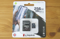 Kingston microSD Canvas Select Plus 256GB