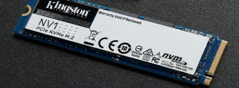 NP: Kingston Digital lanza el nuevo SSD NVMe PCIe NV1