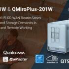 NP: QNAP presenta el QMiro-201W y el QMiroPlus-201W