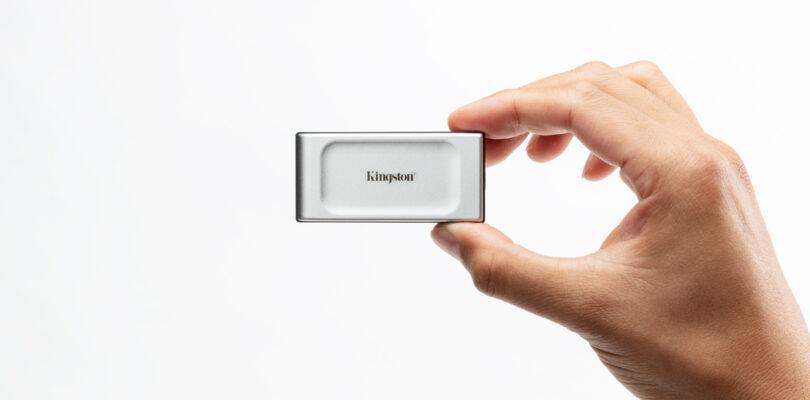 NP: Kingston presenta un SSD portátil USB 3.2 Gen 2×2